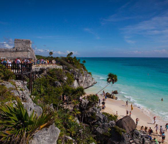 Riviera Maya alcanza un 10% de ocupación