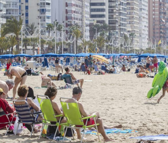 """HOSBEC: """"Las reservas de españoles reemplazan la caída de británicos"""""""