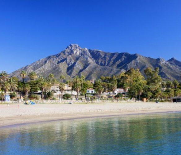 Nueve playas de Marbella con la Q de calidad y certificado Safe Tourism