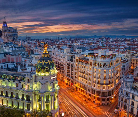 Decretan el estado de alarma en Madrid