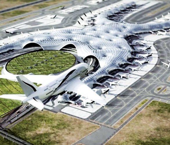 Adelantan la apertura del nuevo aeropuerto de Ciudad de México