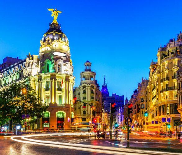 Solo un 10% de los hoteles de España están abiertos