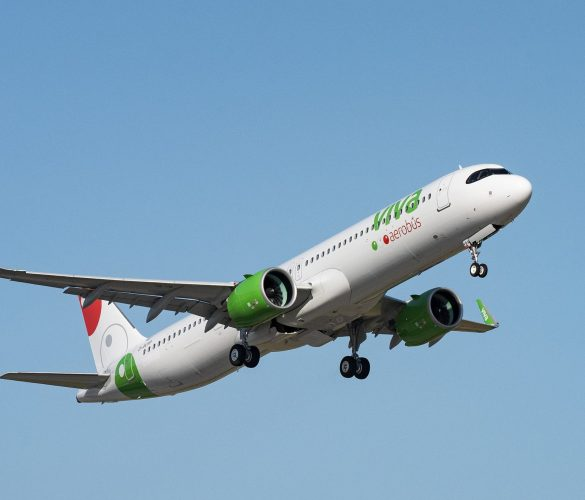 Viva Aerobus llega al 80% de ocupación en sus aviones