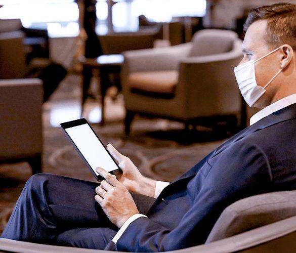 Ejecutivos estounidenses predicen una rápida reanudación de los viajes corporativos