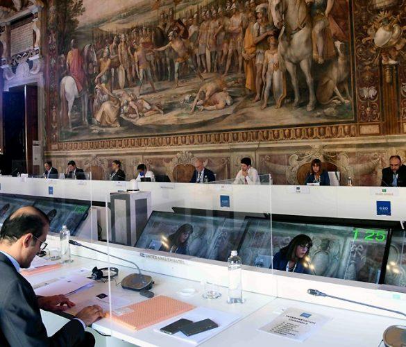 G20: Reunión clave de Ministros de Salud para coordinar lucha contra COVID-19