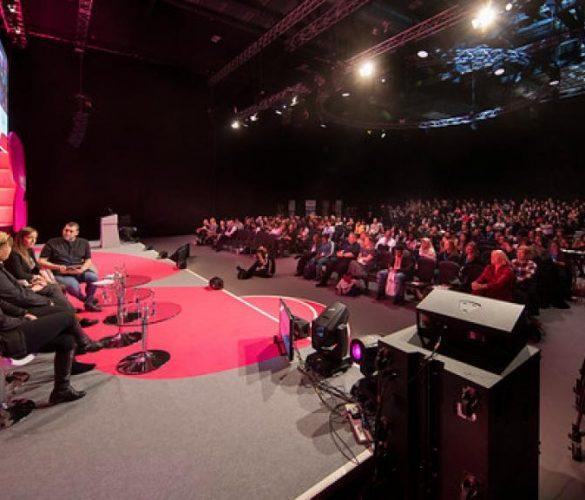 Primer vistazo al programa de conferencias WTM London 2021
