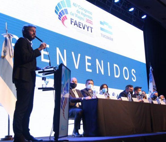 Argentina estudia lanzar programa Previaje para extranjeros